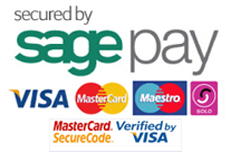Payment through Sagepay secure servers