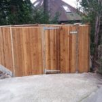 Carpentry works - Bin store Purley