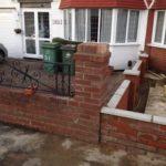 Brick wall repair Sutton