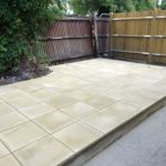 Bromley Builders - Patio area