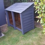 Carpentry - Log cabin Purley