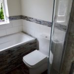 Bathroom refurbishment in purley