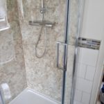 Shower install and tiling Purley
