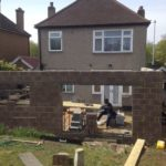 Clapham Extension Builders & brick layers