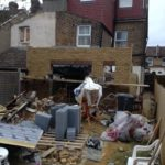 Clapham Extension Builders brick layers