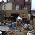 Clapham Extension Builders brick layers