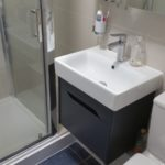 After bathroom install SW19