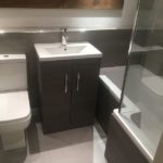 Bathroom refurb London