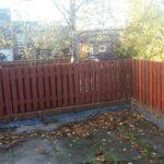 Fence repair works Croydon