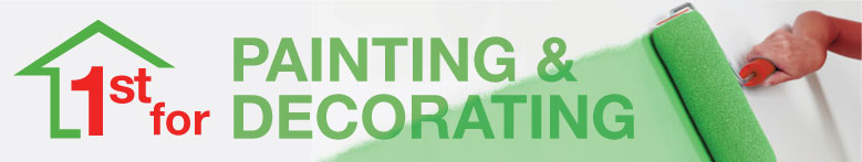 Painting and Decorating page banner image