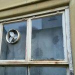 Before window repair South Croydon