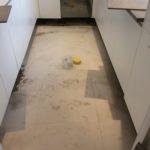 Before floor tiling Croydon