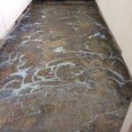 Before tiling works Croydon